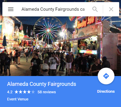 Alameda County Fairgrounds